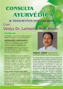 Consulta. Dr. Latheef